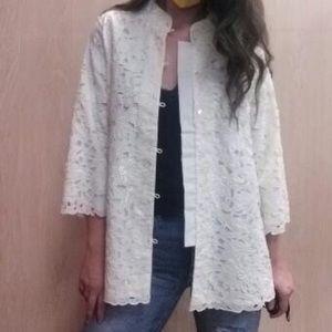 💐 VNT Daisy's Creations kimono blazer top